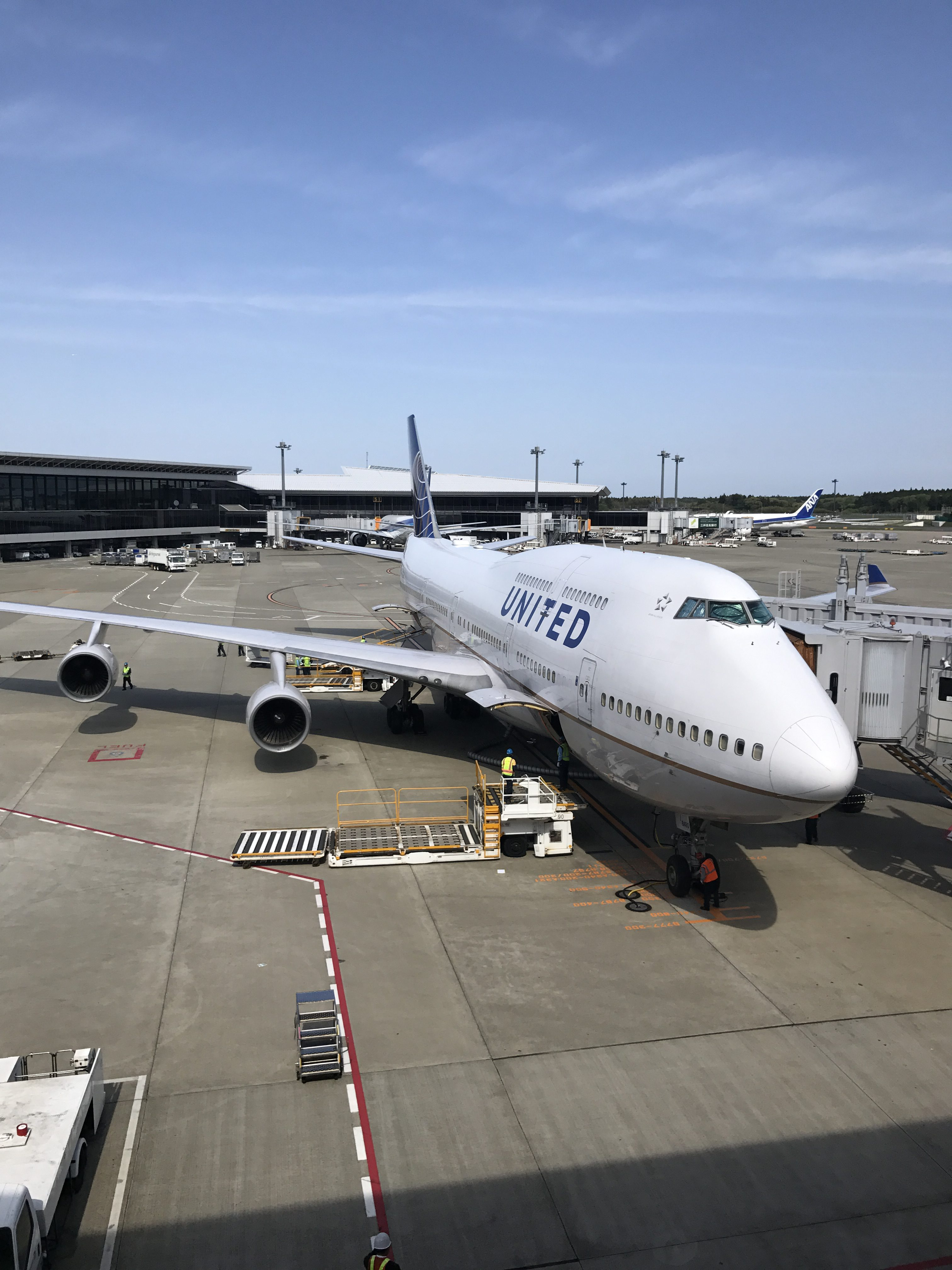Flight Review: United Airlines First Class Boeing 747-400 San Francisco to Tokyo