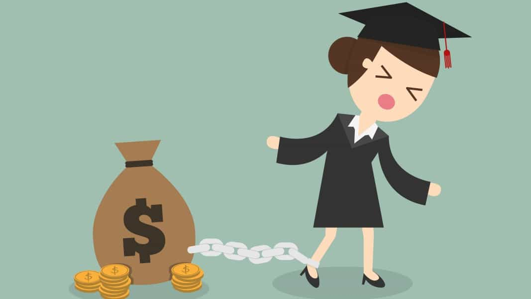 How I Paid Off $100,000 of Student Loans in 4 Years