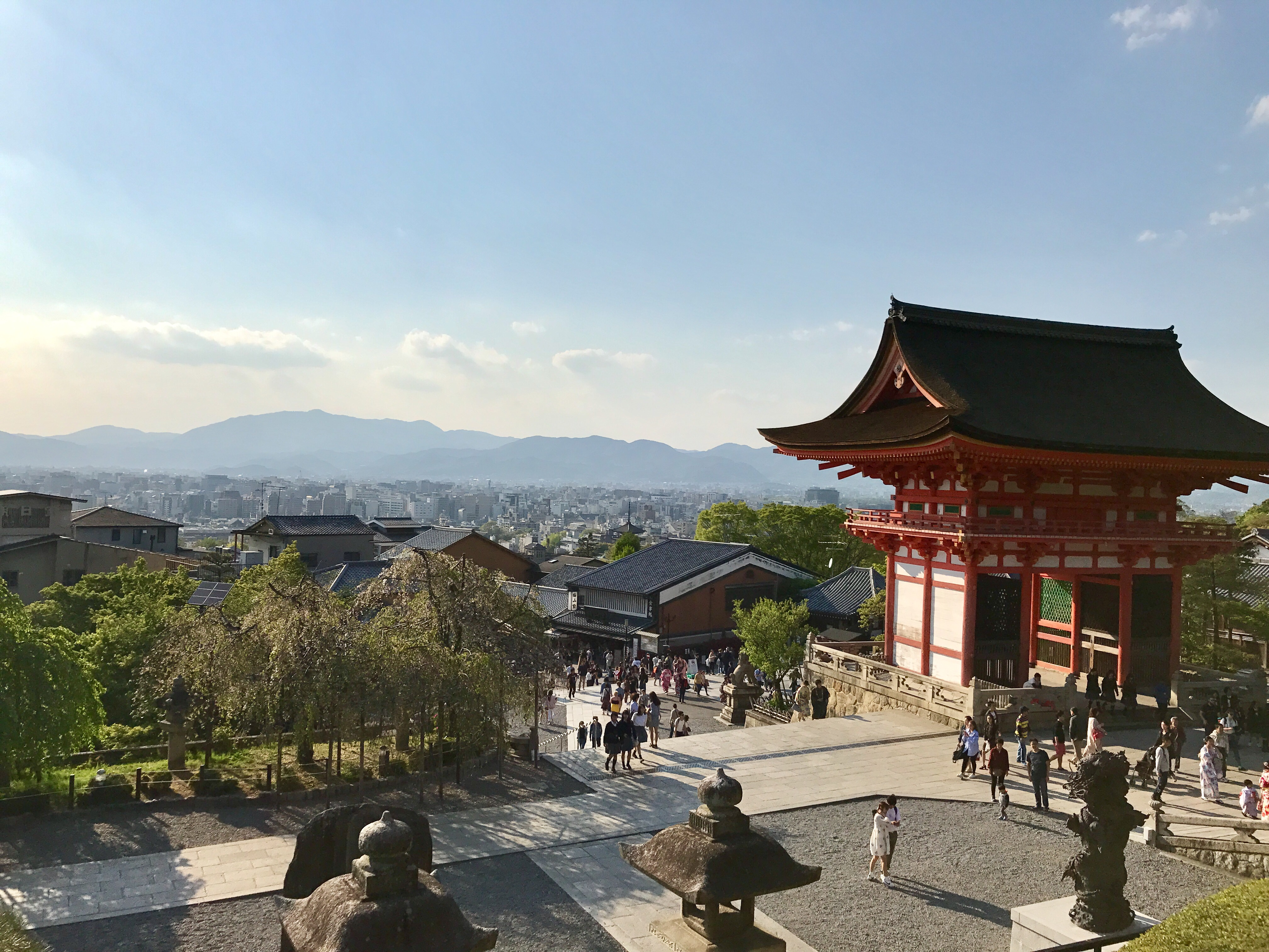 How to Spend a Couple Days in Kyoto?