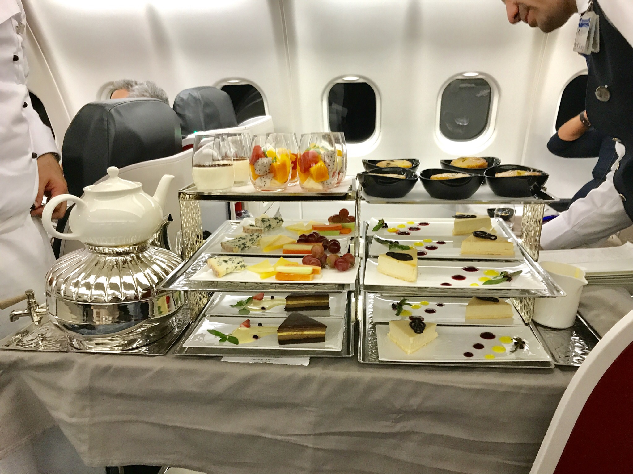 Flight Review: Turkish Airlines Business Class Airbus A330-200 Hanoi to Istanbul